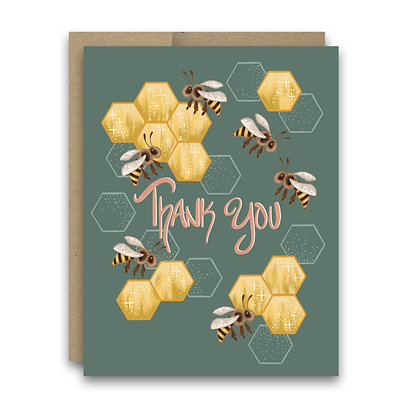 Bee Thank You