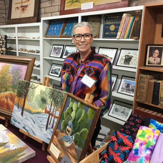Pioneer Days Art Show 2019