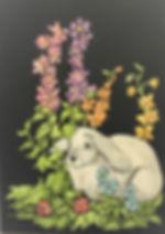 Bunny in a Spring Garden.jpg