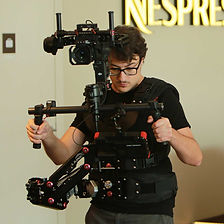 cameraman steadicam