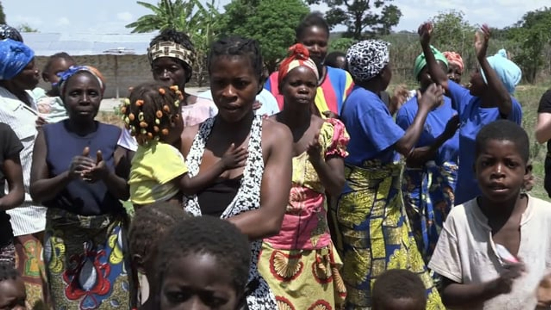 LWF - Documentary in Angola