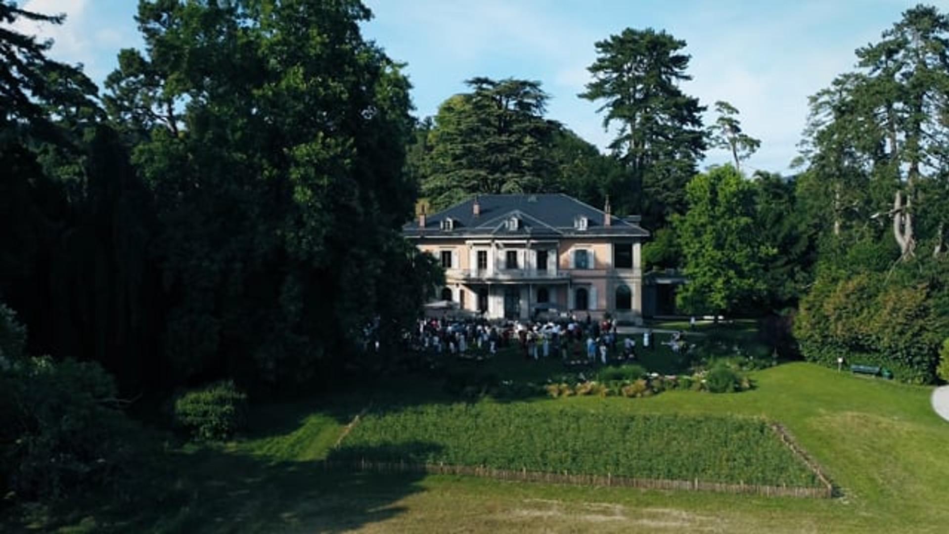 Hermitage - Institutional film
