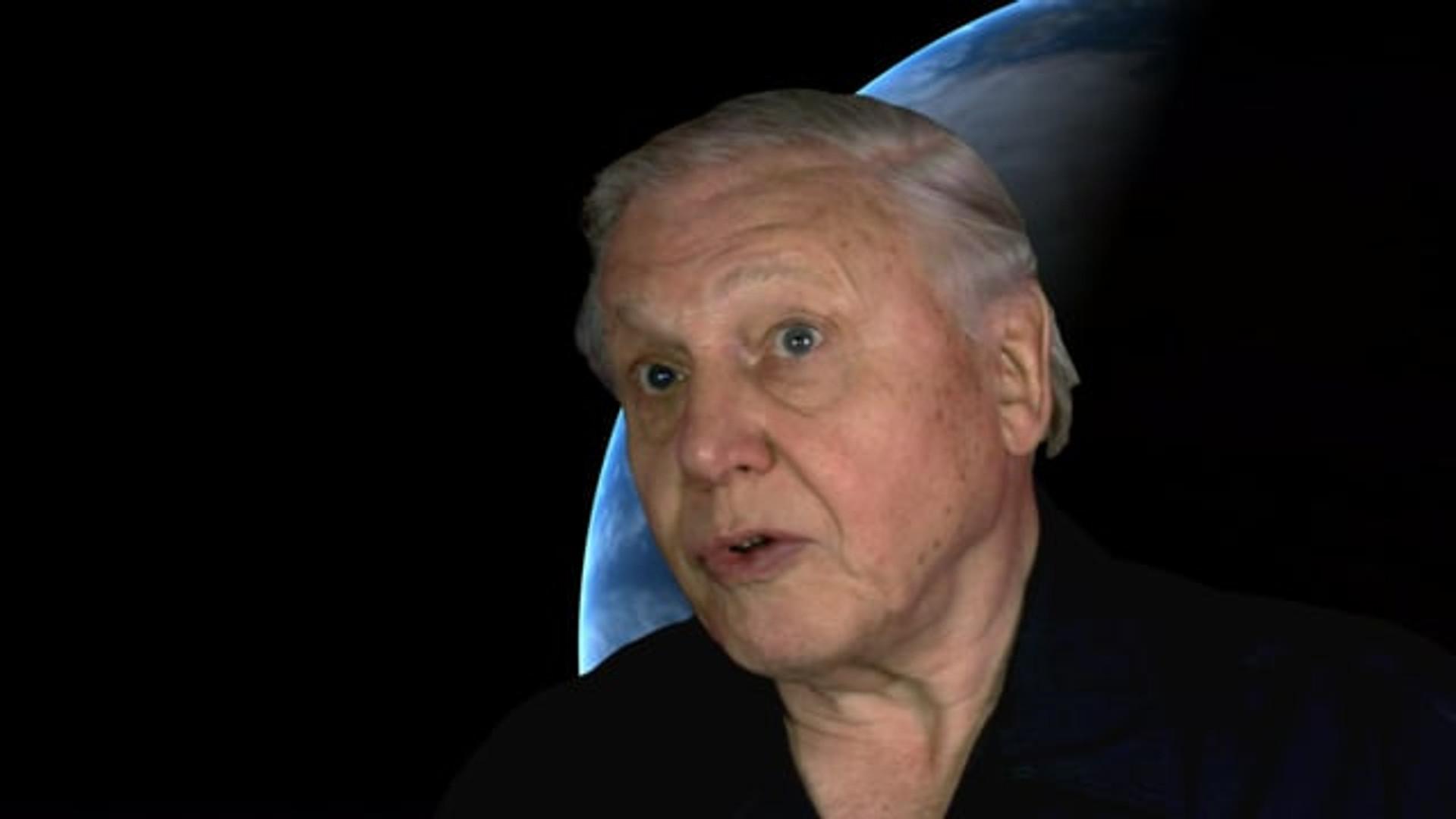 Interview avec David Attenborough