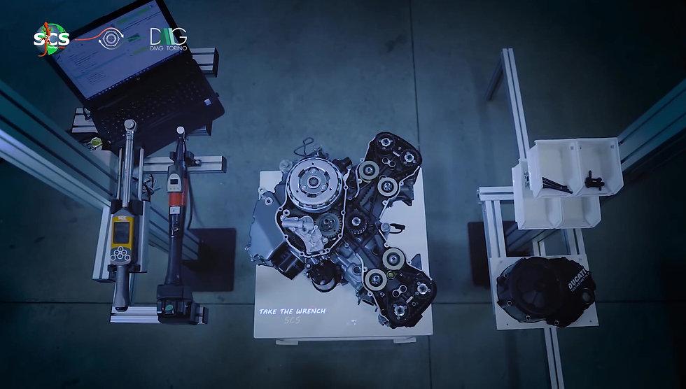 Interactive VR video showreel