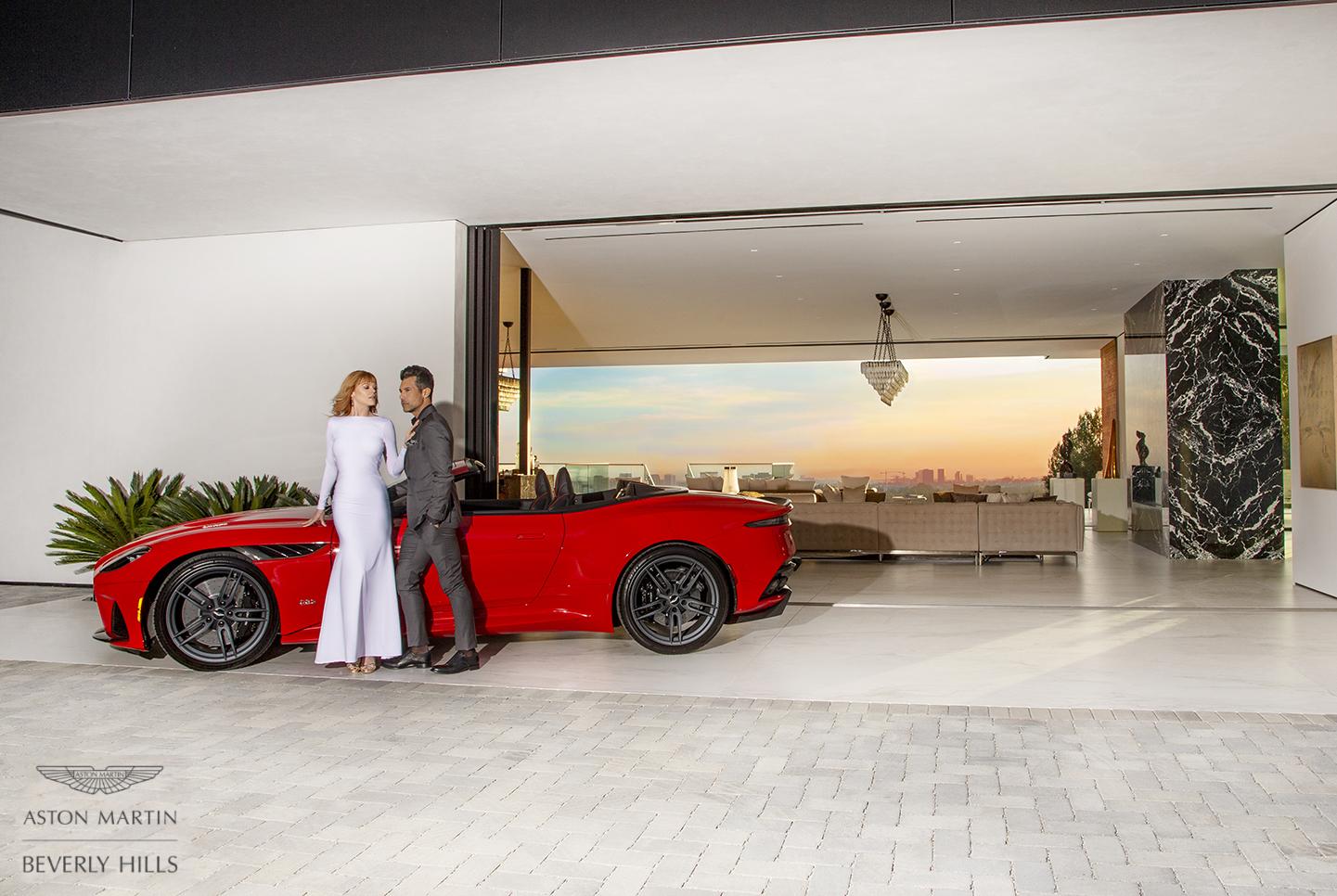 Aston Martin Advertisment
