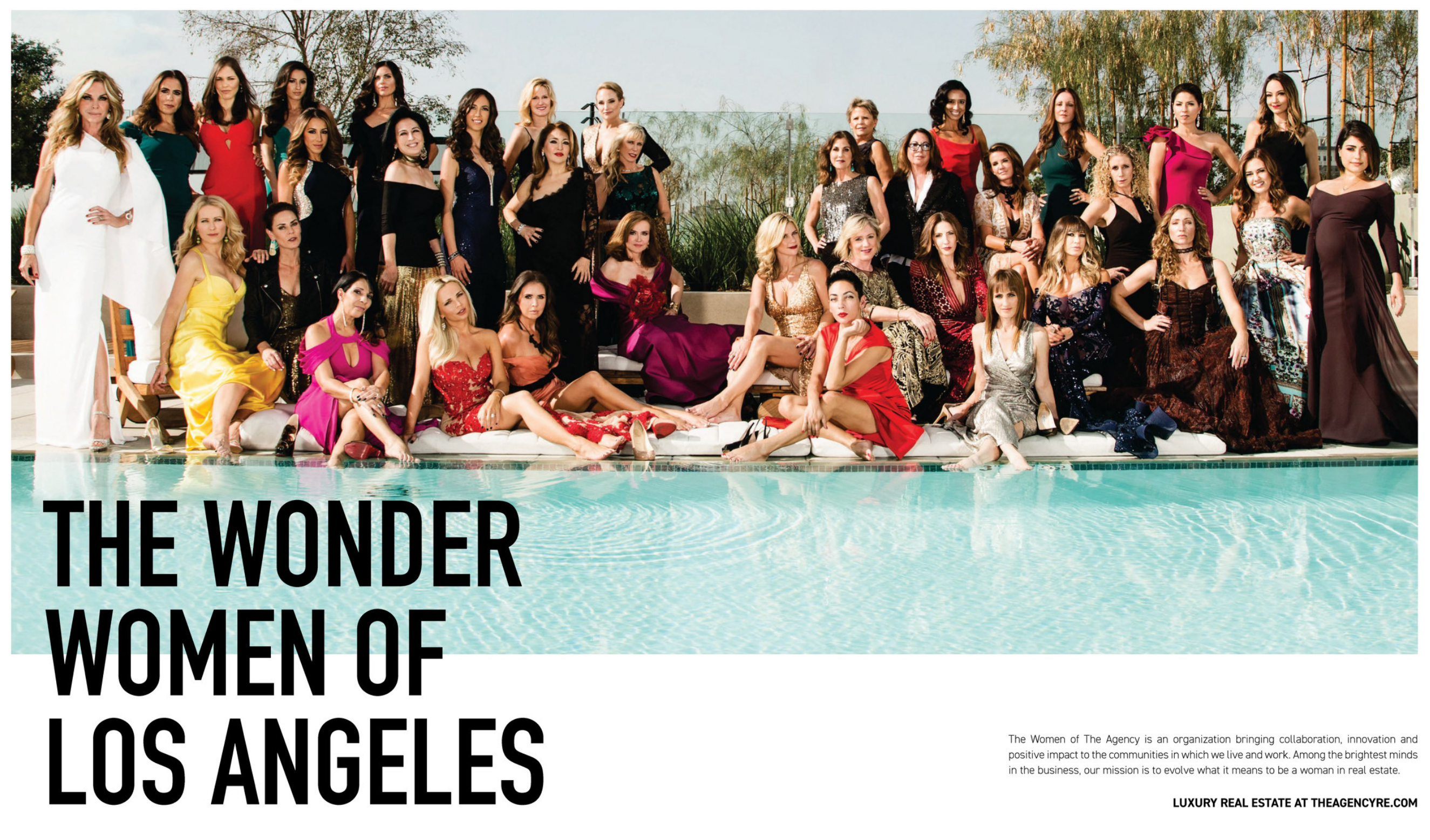 The Agency Women