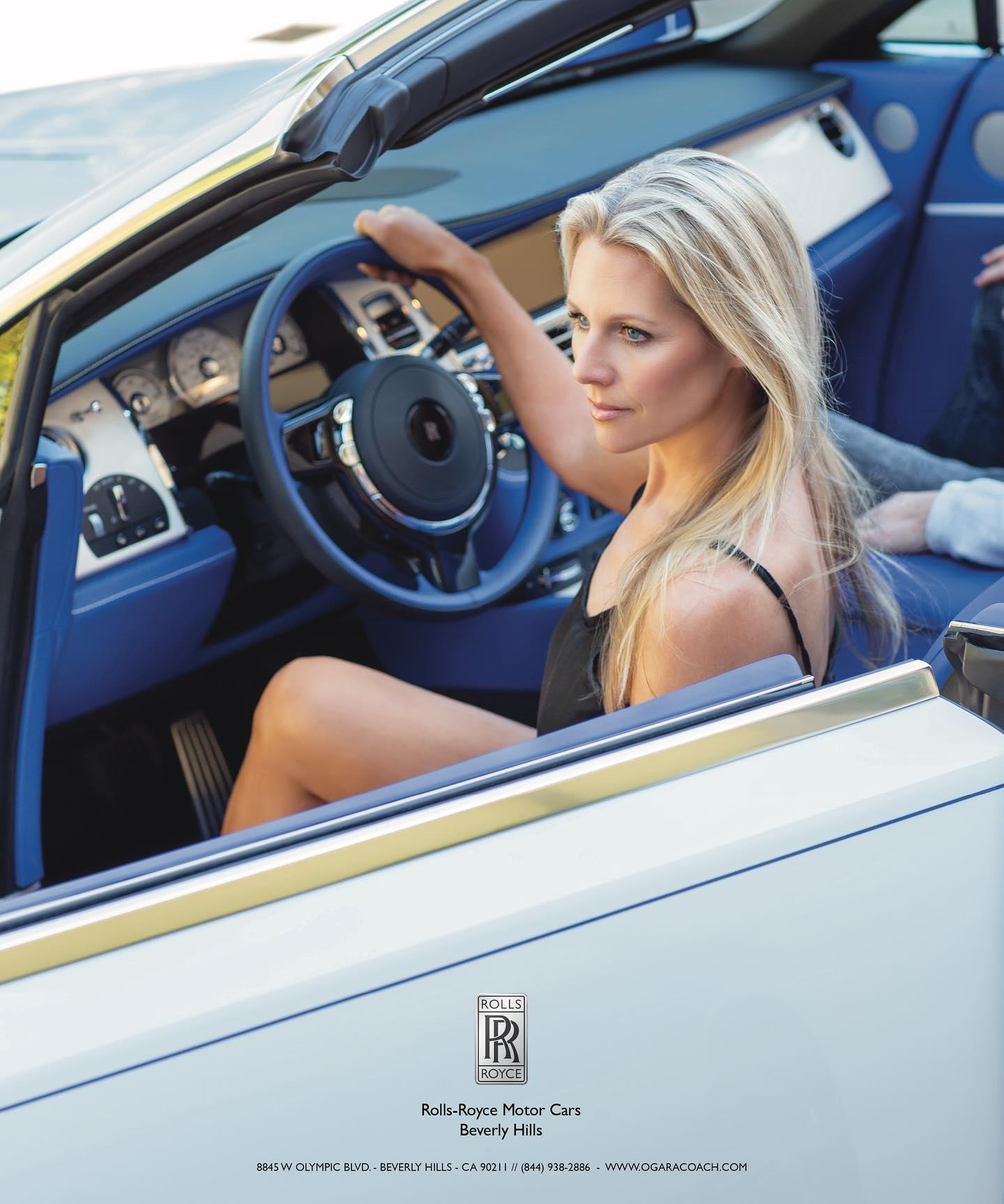 Rolls-Royce Advertisment