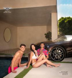 Bentley Tear Sheet for Advertising