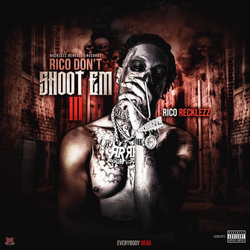 Rico Recklezz Album Cover