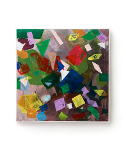 """""""diamonds"""" from Abstract forest"""