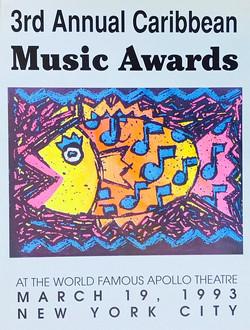 Riske live at Apollo Theater