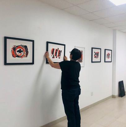 ABCLatino Art Show