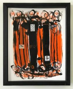 Orange & Black Series 4