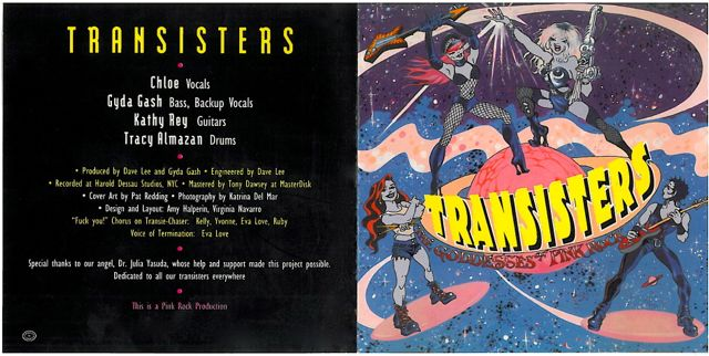 Transisters CD