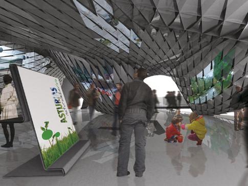 Expo Zaragoza Pavillion