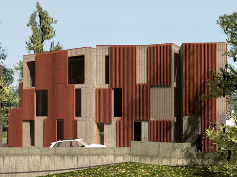 7 Housing Units in Huesca