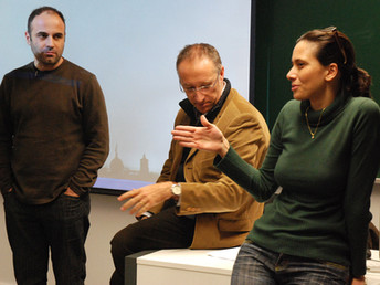 Enero 2021, Espacios Híbridos: EINA. Centro Universitario de Diseño y Arte de Barcelona: