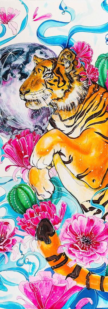 Full Moon Tiger
