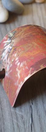 Copper Hair Clip