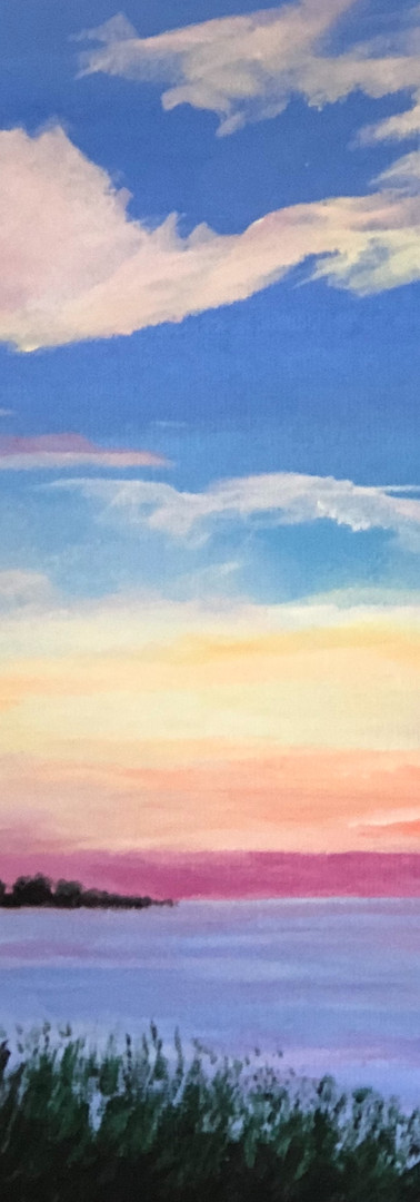 Chantry Island Sunset