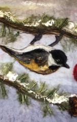 Christmas Chickadee