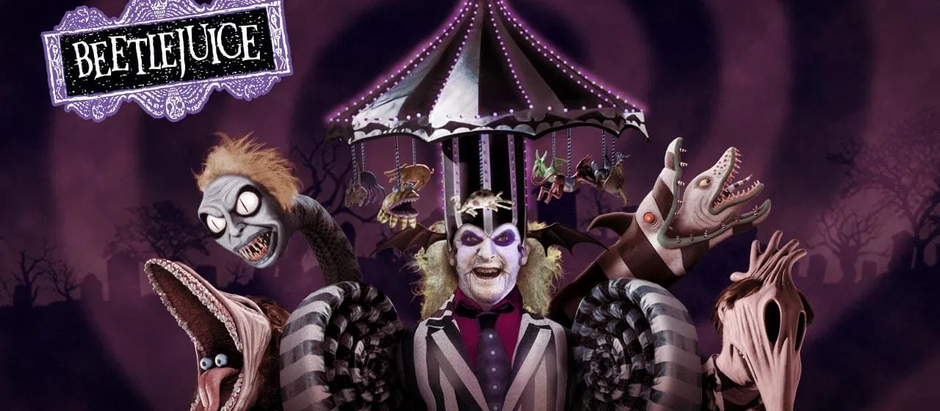 Halloween Horror Nights Returns This Year With Beetlejuice