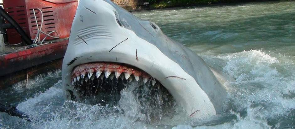 """""""Amity Six to Base."""" Looking Back on Jaws the Ride"""