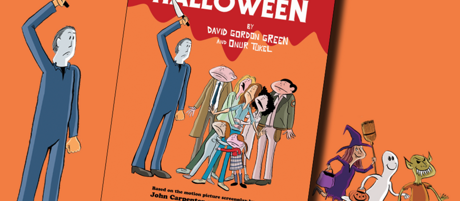 Halloween Being Adapted as a Children's Book in 'The Legend of Halloween'