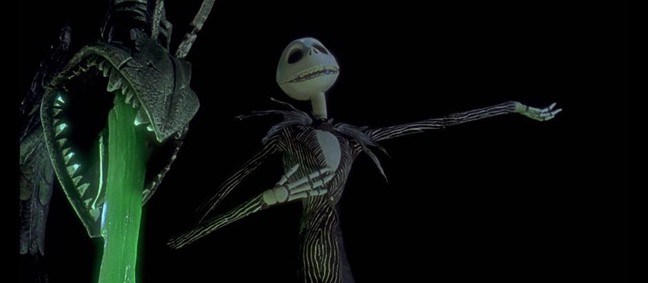Ceris' 31 Days of Horror Challenge: Day 28 - The Nightmare Before Christmas