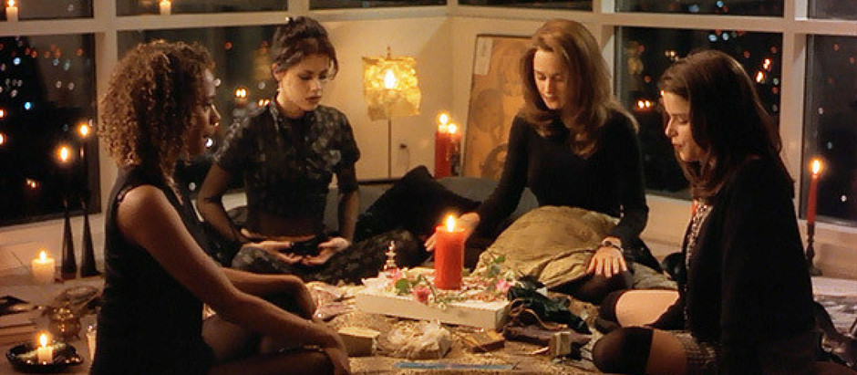 Ceris' 31 Days of Horror Challenge: Day 27 - The Craft