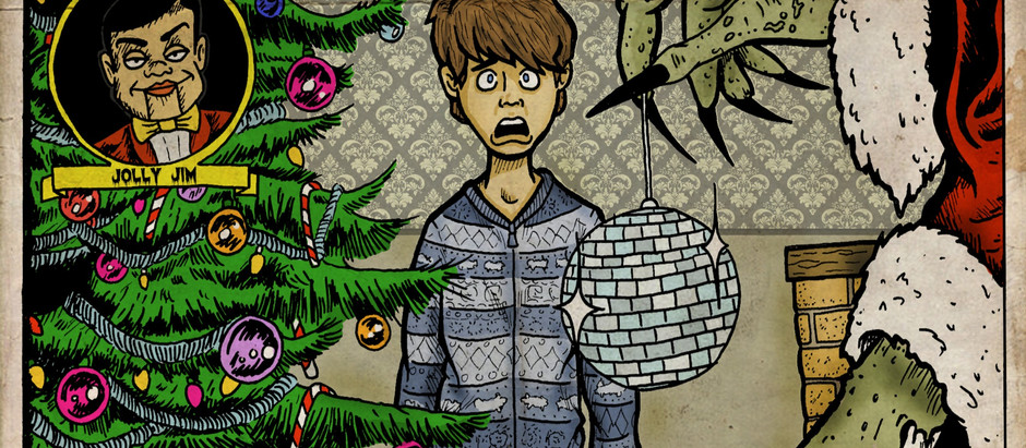 Award-Winning Festive Horror, A Christmas Nightmare, Releases Today