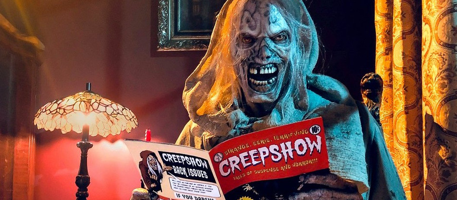Animated Creepshow Special Coming to Shudder This October