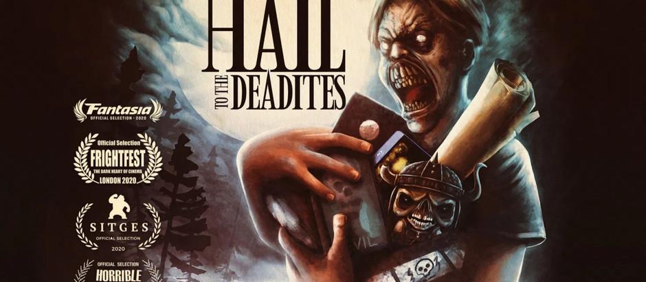 Evil Dead Fandom Documentary 'Hail to the Deadites'