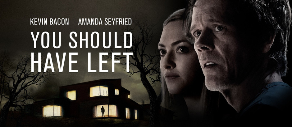You Should Have Left Heads Home This October