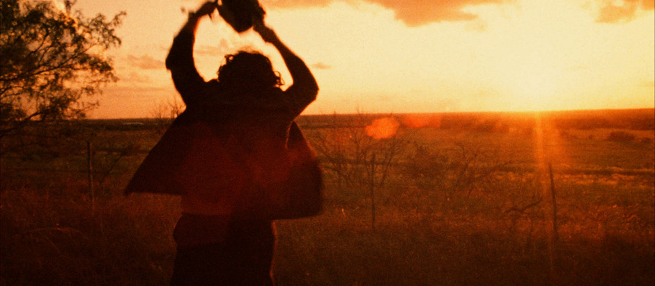 Ceris' 31 Days of Horror Challenge: Day 11 - The Texas Chainsaw Massacre