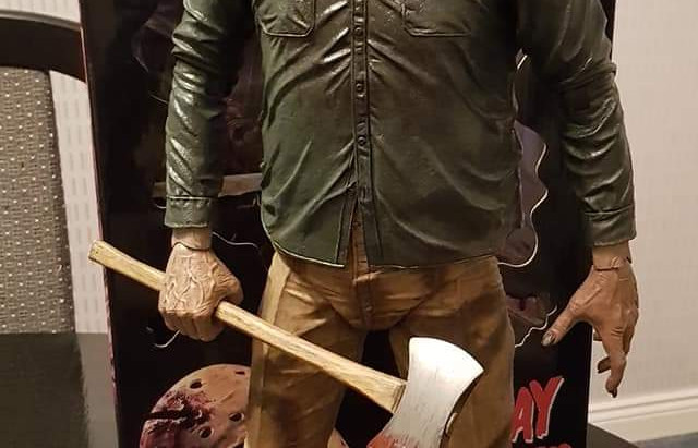 A Flawed Figure From NECA
