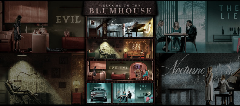 Full Details of Four New 'Welcome to the Blumhouse' Films
