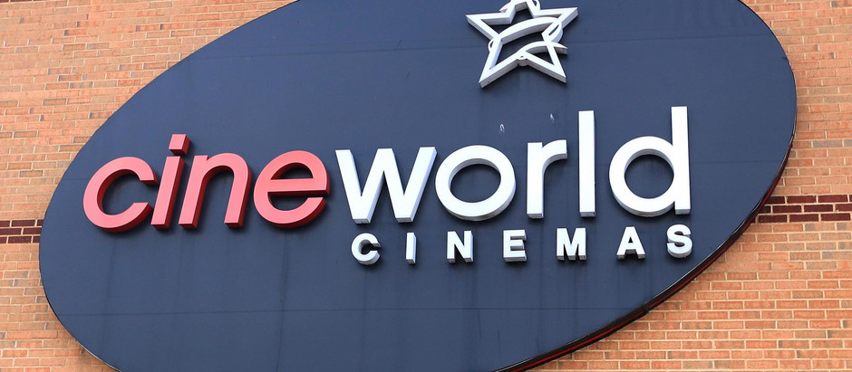 Cineworld to Shut UK Cinemas
