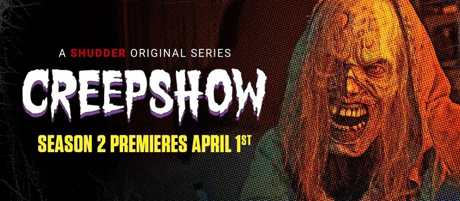 Shudder Renews Creepshow For New Season; Season 2 Trailer & Release Date Announced