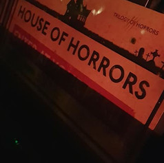 The House of Horrors- The beginning of the event