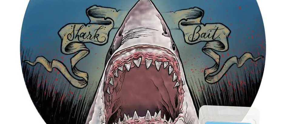 Re-live the Glory Days of Jaws The Ride with Theme Park Alchemy's 'Shark Bait' Candle
