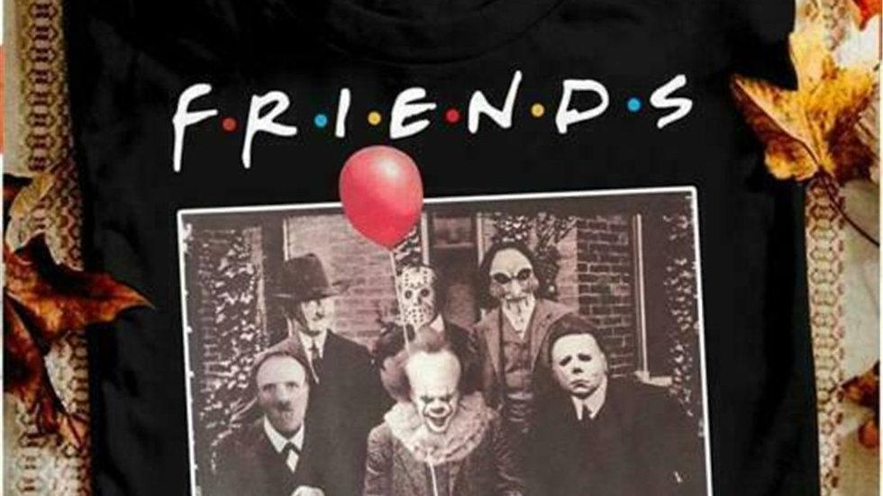Horror Friends Unisex Tee