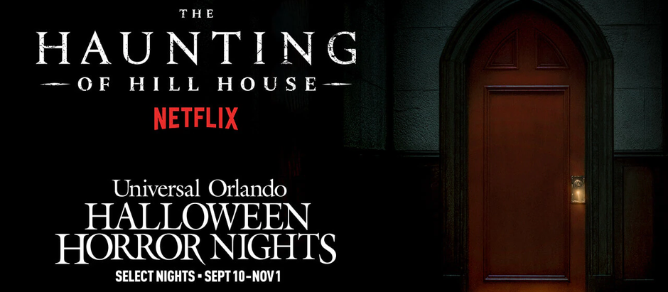 Universal Announce The Haunting Of Hill House For HHN30