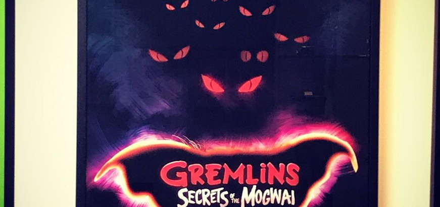 Animated Series Gremlins: Secrets of the Mogwai set for 2021 Release