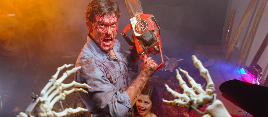 Bruce Campbell Reveals Plans for New Evil Dead Film Titled 'Evil Dead Now'