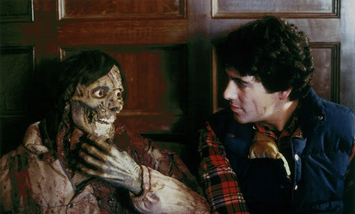 Ceris' 31 Days of Horror Challenge: Day 9 - An American Werewolf in London