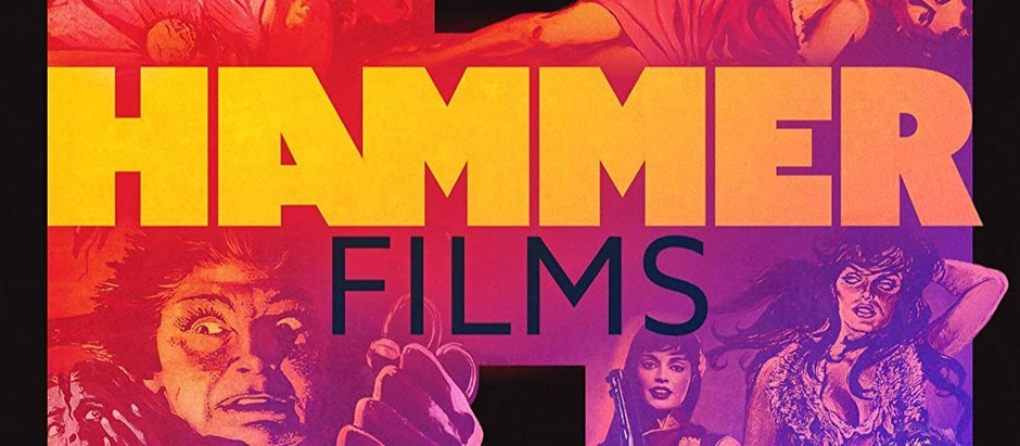Hammer Films- The Ultimate Collection Coming November
