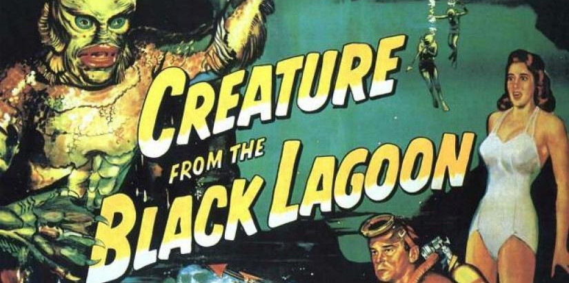 Celebrate Creature From The Black Lagoon's 67th Anniversary