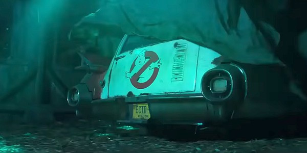 Bill Murray Talks Ghostbusters: Afterlife