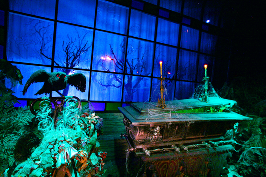 New Haunted Mansion Film Coming